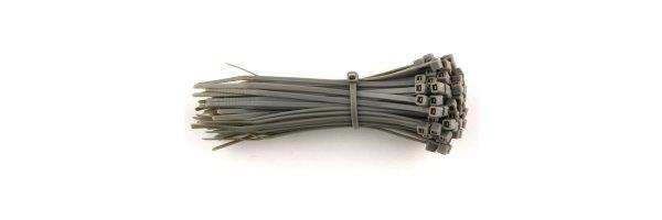 Kabelbinder Farbe: Grau