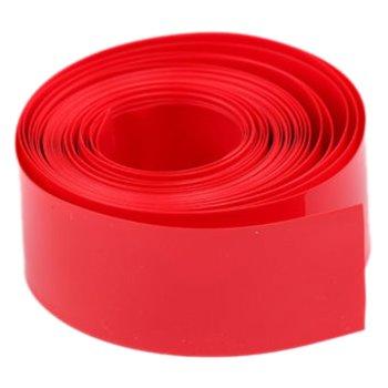 """1 Meter Schrumpfschlauch 2:1 3/8"""" 10mm zu 5mm rot"""