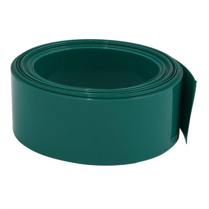 """1 Meter Schrumpfschlauch 2:1 3/4"""" 20mm zu 10mm grün"""