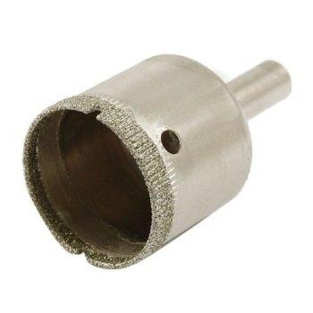 M14 Diamantbohrkrone Fliesenbohrer Diamantbohrer 6-82 mm für Winkelschleifer 27 mm