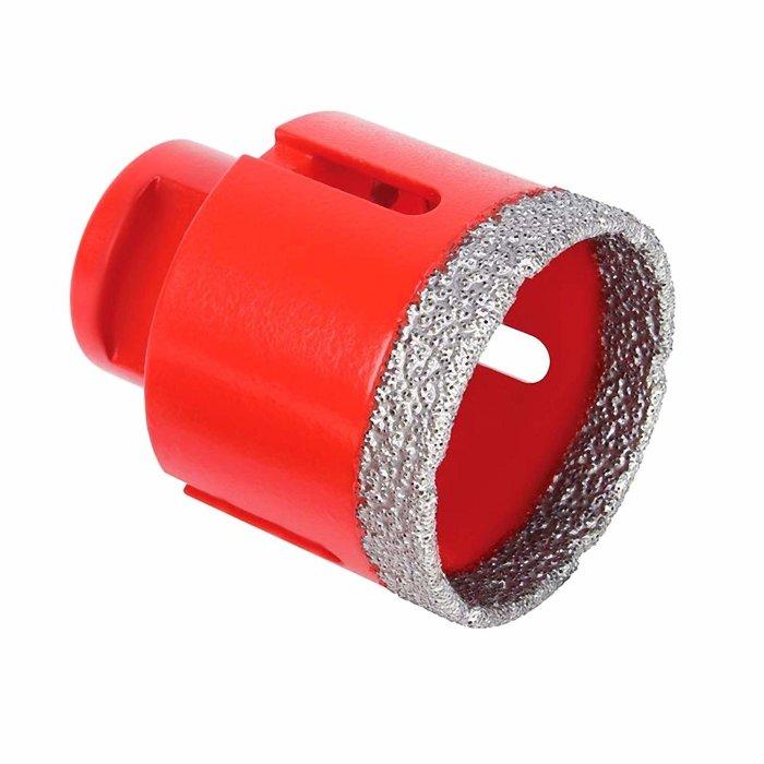 M14 Diamantbohrkrone Fliesenbohrer Diamantbohrer 6-82 mm für Winkelschleifer 65 mm