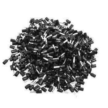 Aderendhülsen 6mm² schwarz VPE 100 Stück