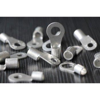 Ringkabelschuh blank unisoliert 2,5-95mm² M6-M12 4-6...