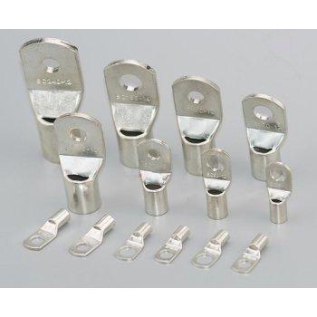 Rohrkabelschuh unisoliert / blank 1,5-120mm² M4-M12 6 mm² M5
